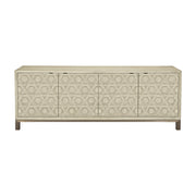 Santa Barbara Geometric Entertainment Console
