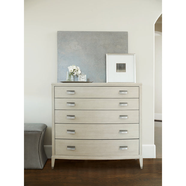 East Hampton Five Drawer Tall Chest
