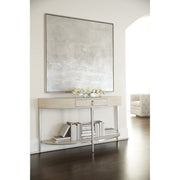 East Hampton Demilune Console Table