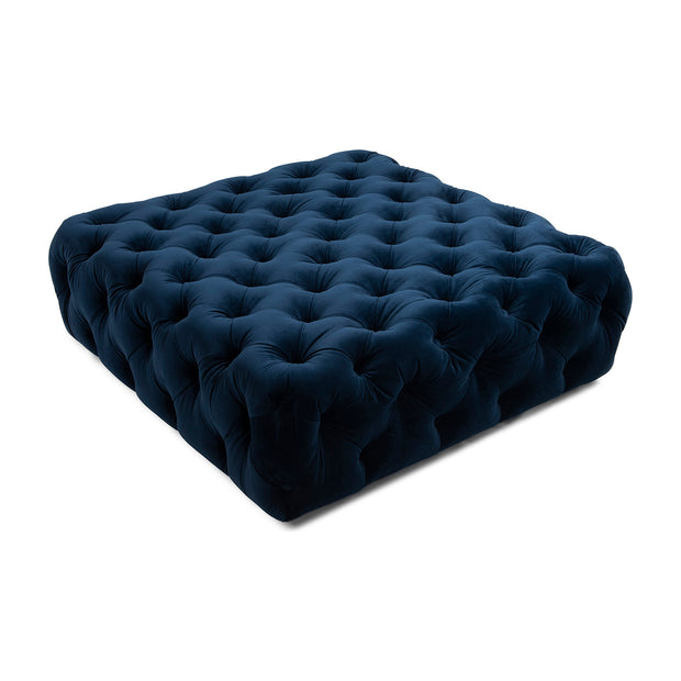 All Of Me Ottoman - Navy