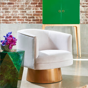 Babette Emerald Side Table