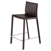 Bridget Counter Stool - Brown