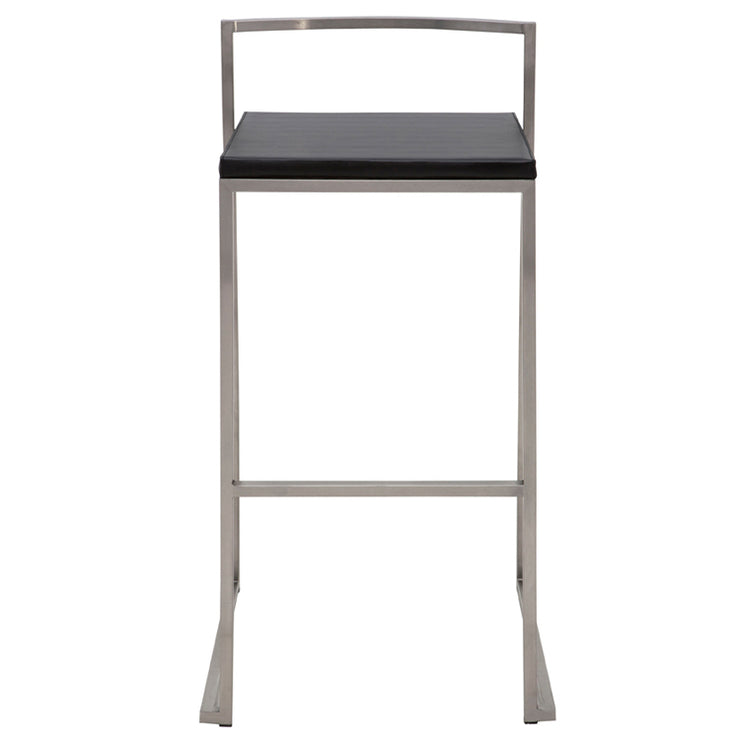 Genoa Counter Stool - Black