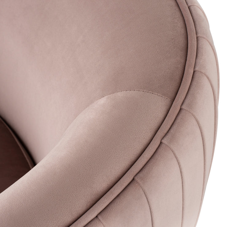 Sofia Occasional Chair - Blush