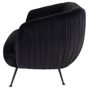 Sofia Triple Seat Sofa - Black