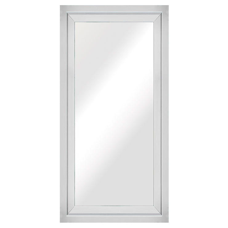 "Glam 24"" Wall Mirror - Silver"