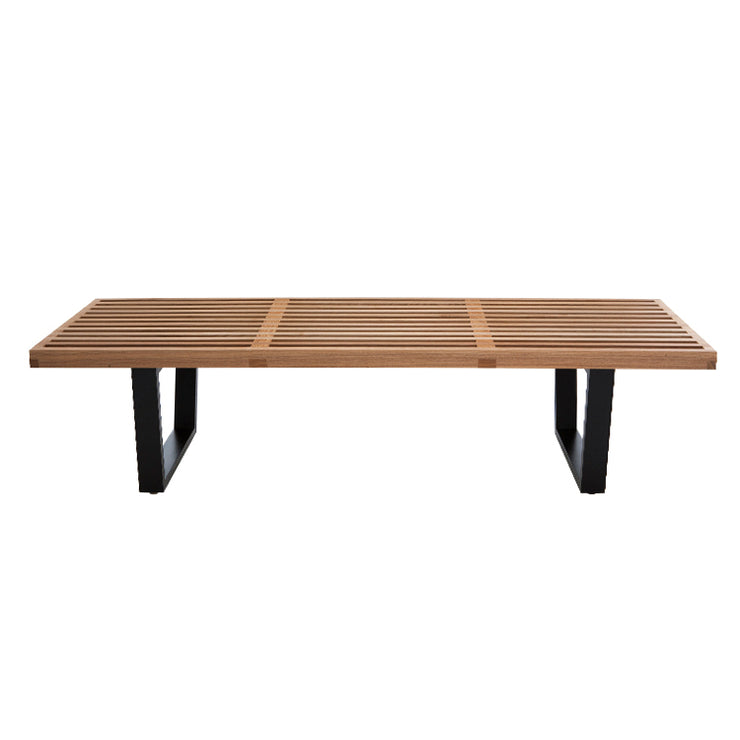 Tao Occasional Bench - Raw Ash