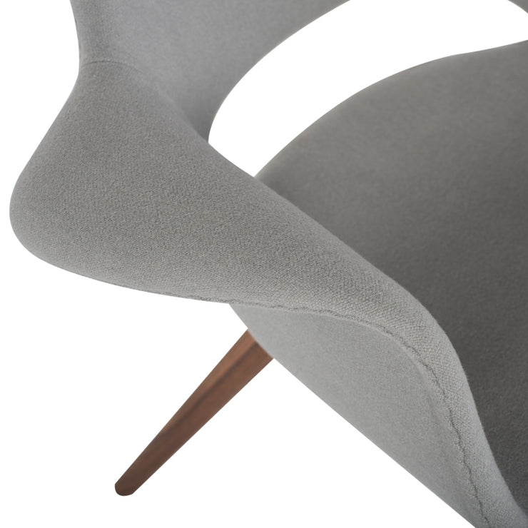 Jesse Occasional Chair - Grey