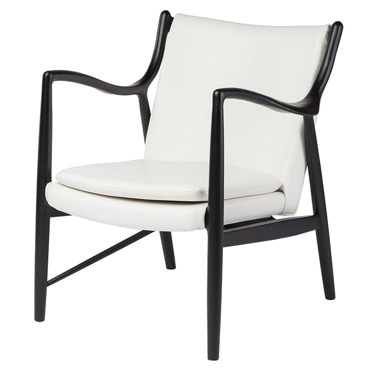 Chase Occasional Chair - White
