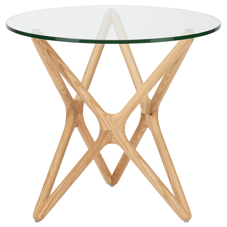 Star Side Table - Clear
