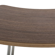 Kirsten Counter Stool - Walnut
