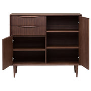 Elisabeth 3 Drawer Sideboard - Walnut