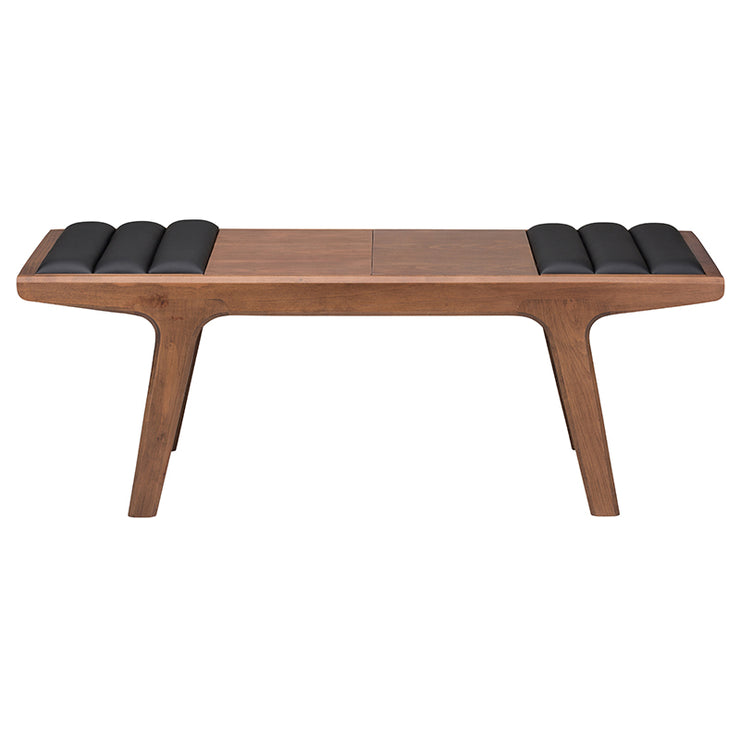 Lucien Occasional Bench - Black