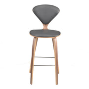 Satine Counter Stool - Grey