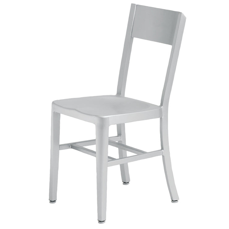 Tribecca Dining Chair - Silver