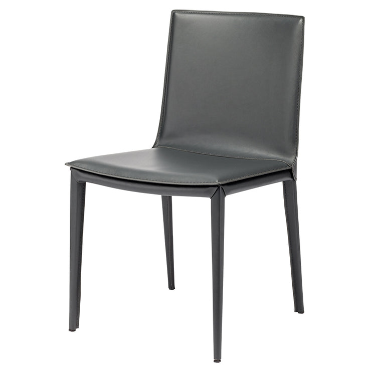Palma Dining Chair - Dark Grey