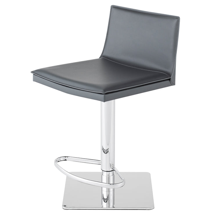Palma Adjustable Stool - Dark Grey