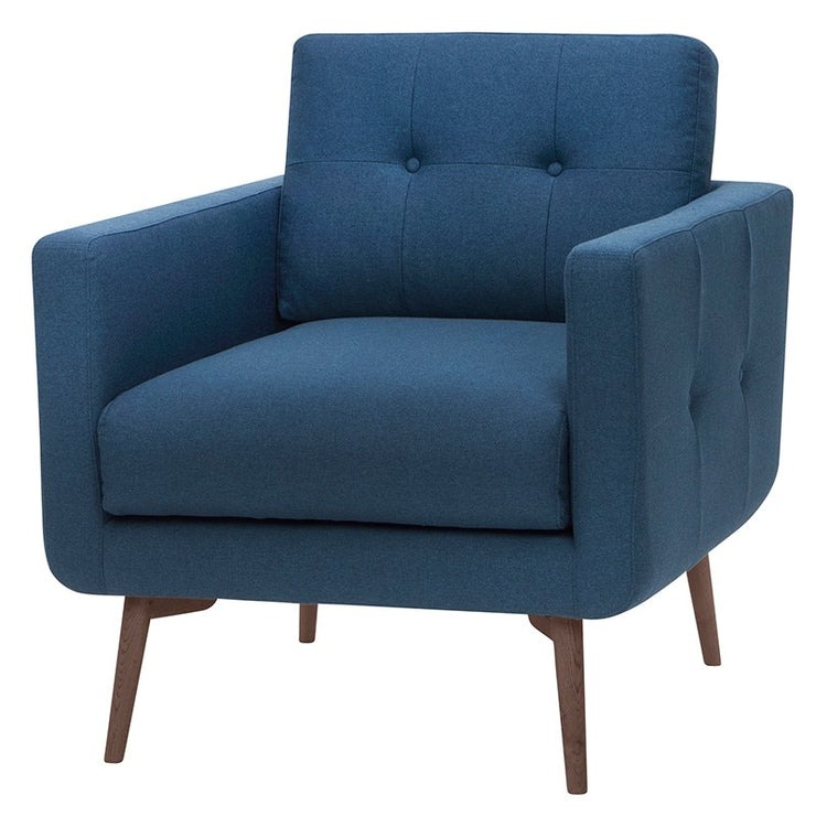 Ingrid Occasional Chair - Lagoon Blue