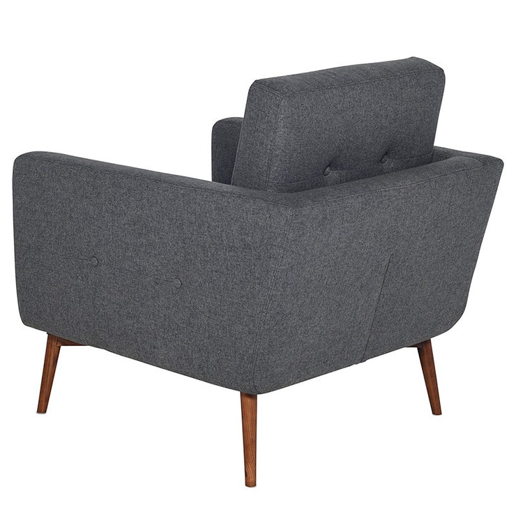 Ingrid Occasional Chair - Shale Grey