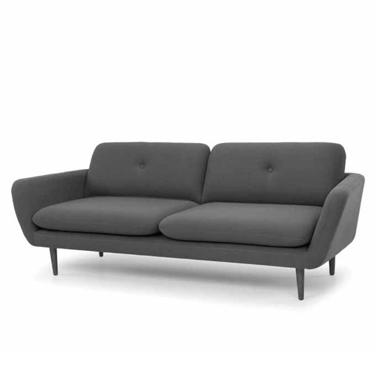 Nicklaus Triple Seat Sofa - Shale Grey