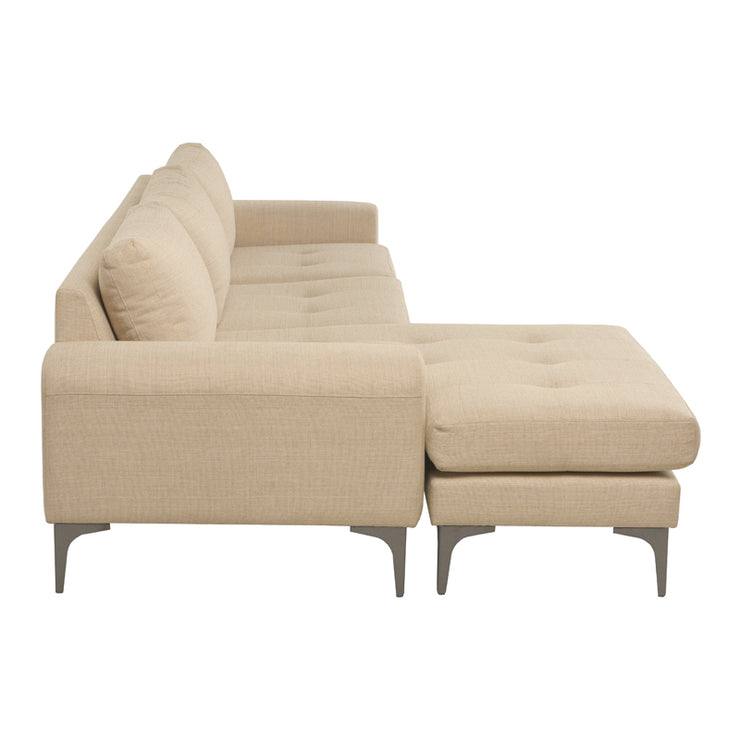 Colyn Sectional Sofa - Sand