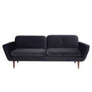 Nicklaus Triple Seat Sofa - Shadow Grey