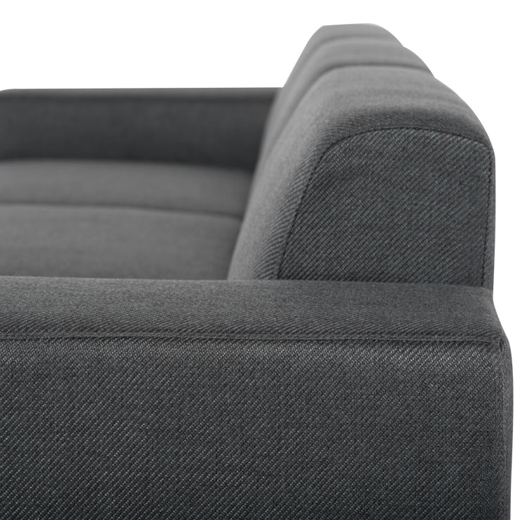 Bryce Triple Seat Sofa - Storm Grey