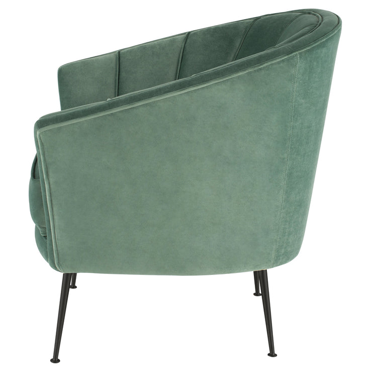 Aria Occasional Chair - Moss