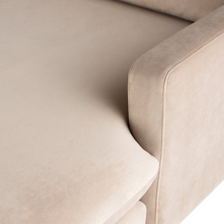Anders Sectional Sofa - Nude
