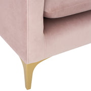 Anders Sectional Sofa - Blush