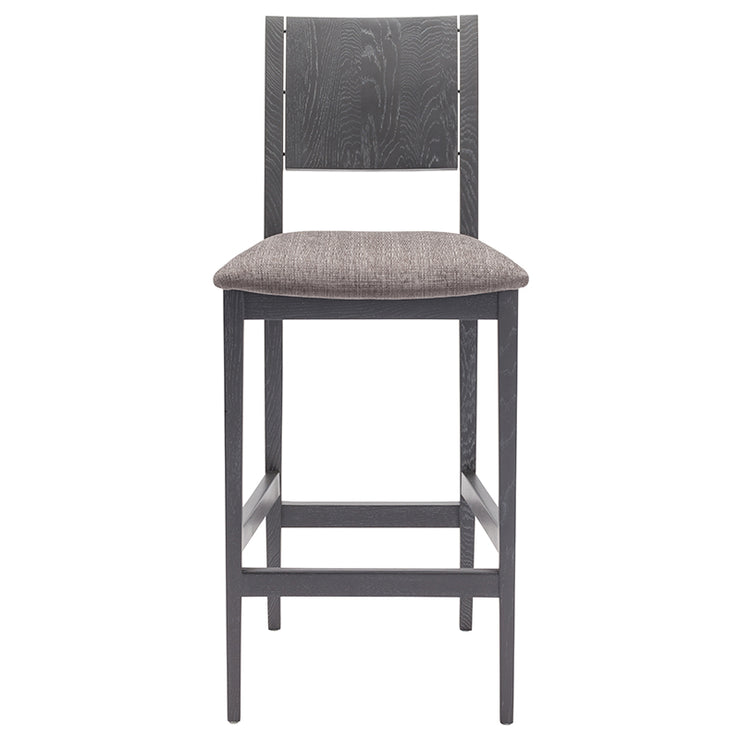 Eska Counter Stool - Dark Grey