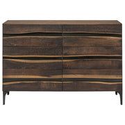 Prana 6 Drawer Dresser - Seared