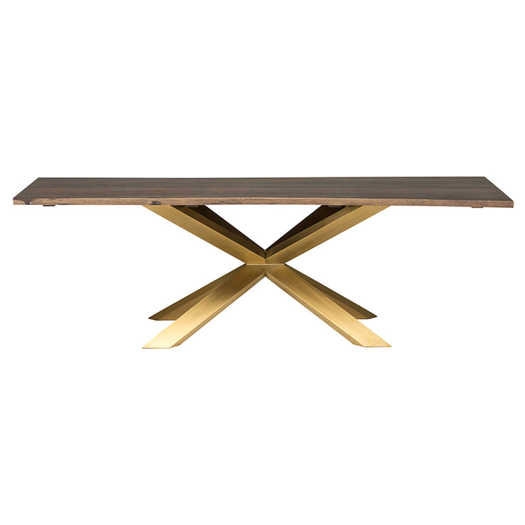 Couture Boule Dining Table - Seared