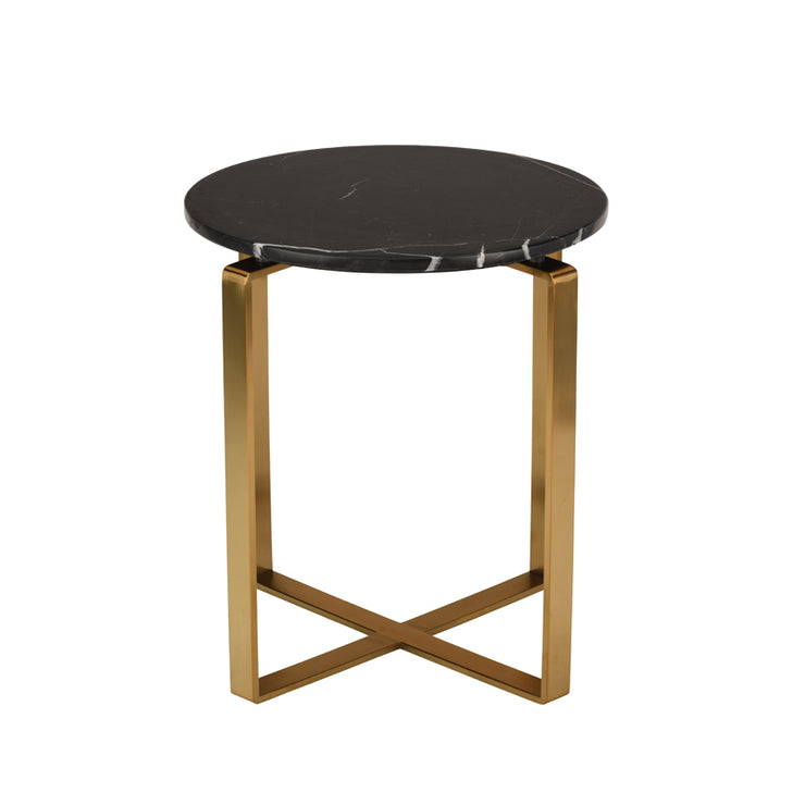 Rosa Side Table - Black