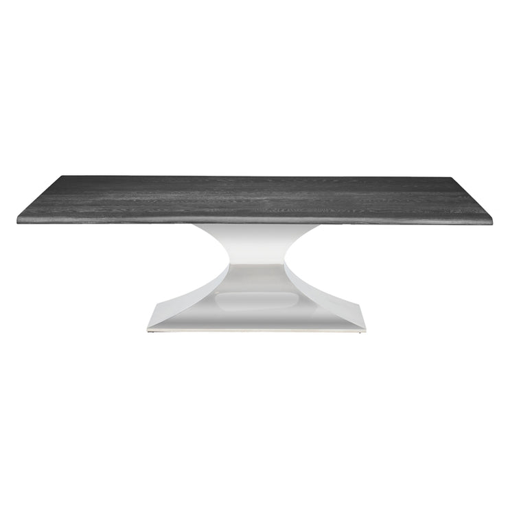 Praetorian Dining Table - Oxidized Grey