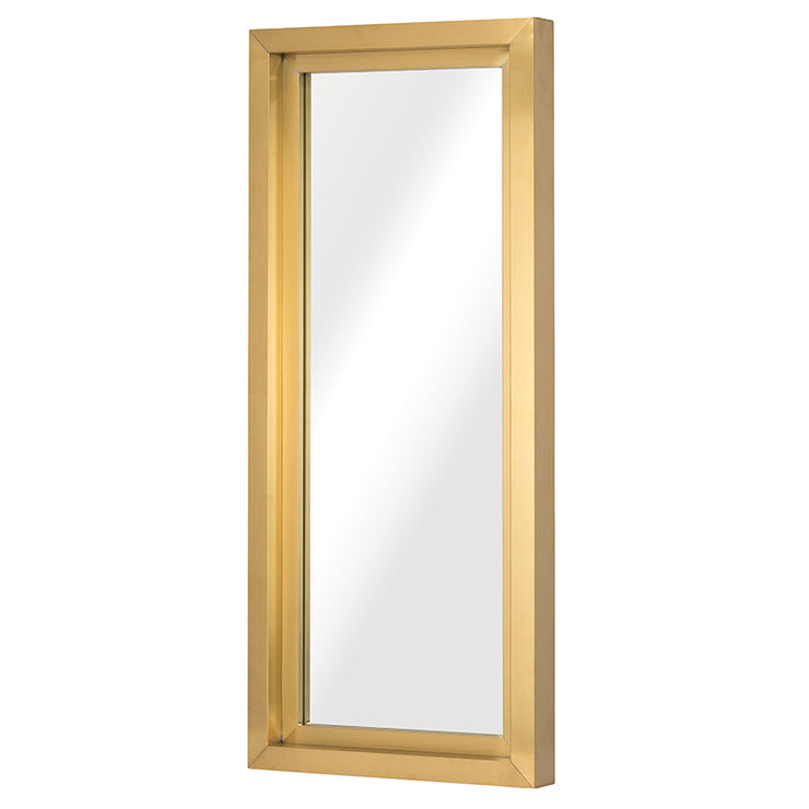 "Glam 24"" Wall Mirror - Gold"