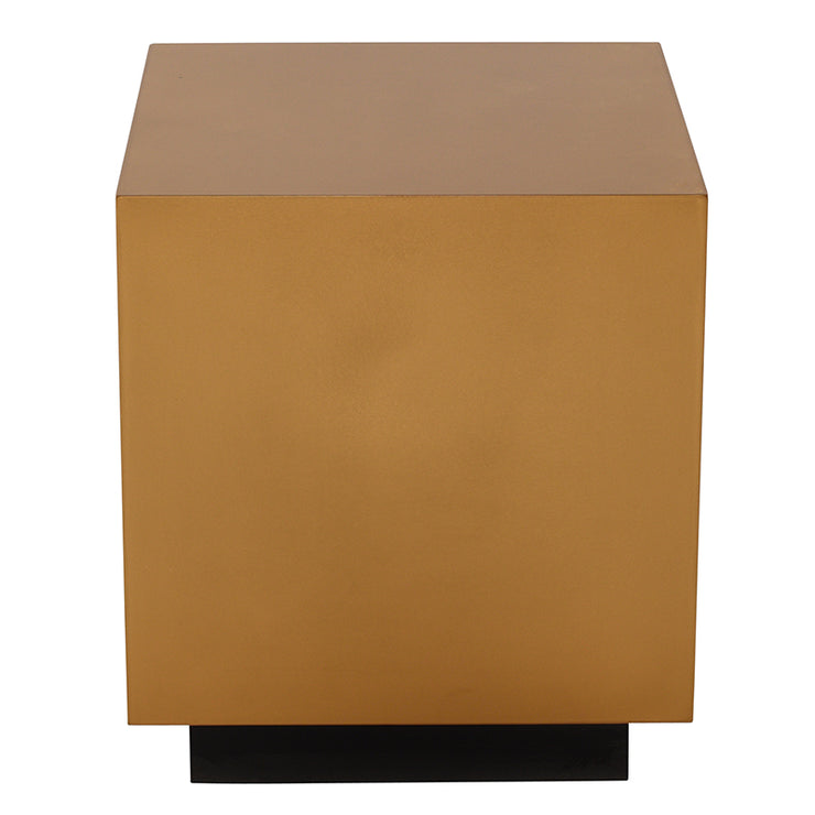 Peyton Side Table - Gold