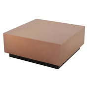 Easton Coffee Table - Copper / Black