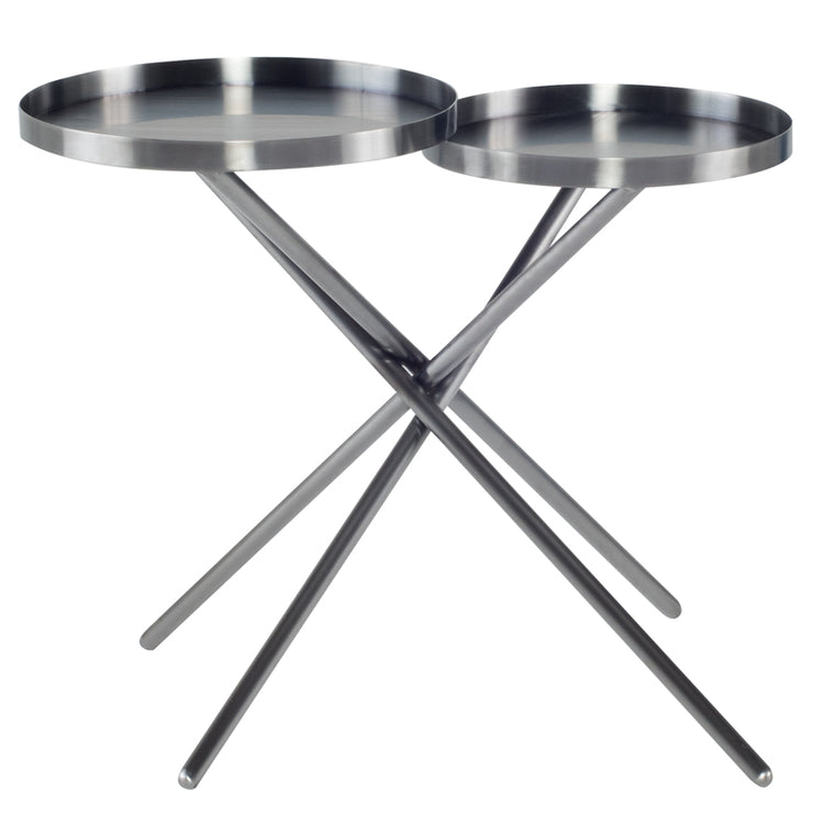 Olivia Side Table - Graphite