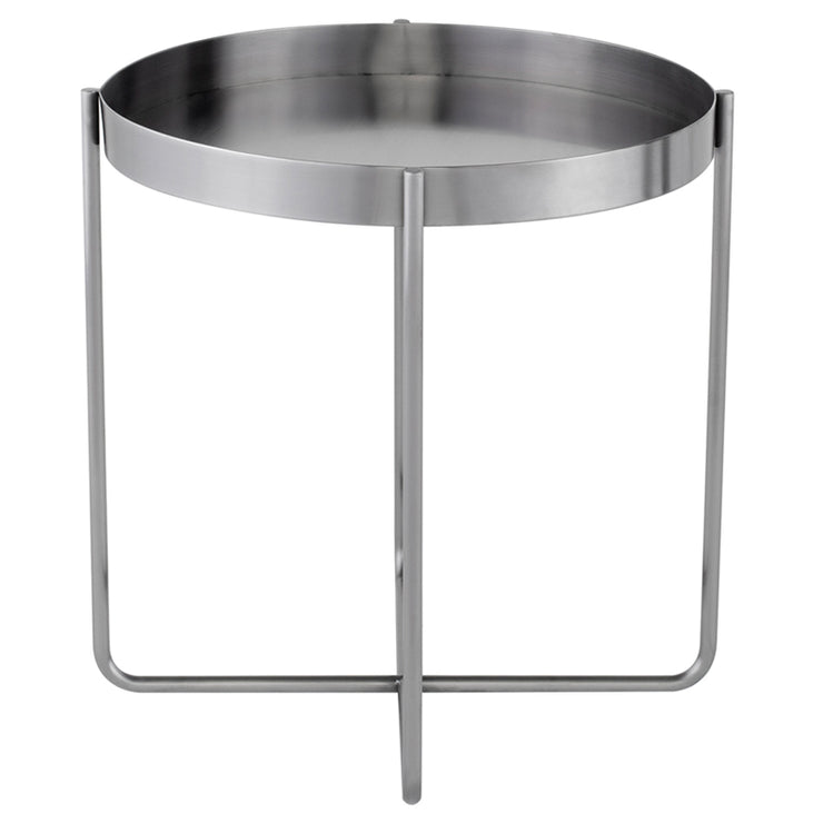 Gaultier Side Table - Graphite