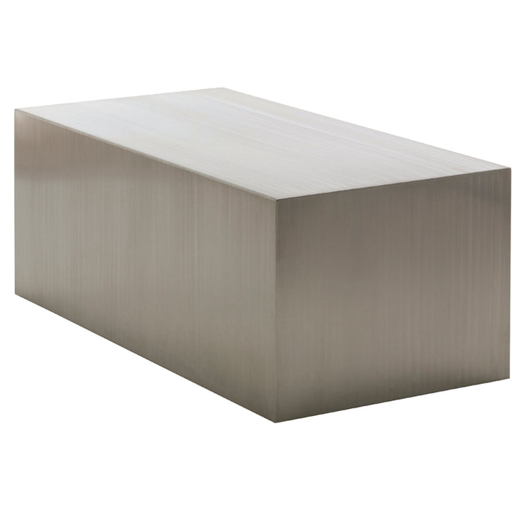 Tucson Coffee Table - Silver