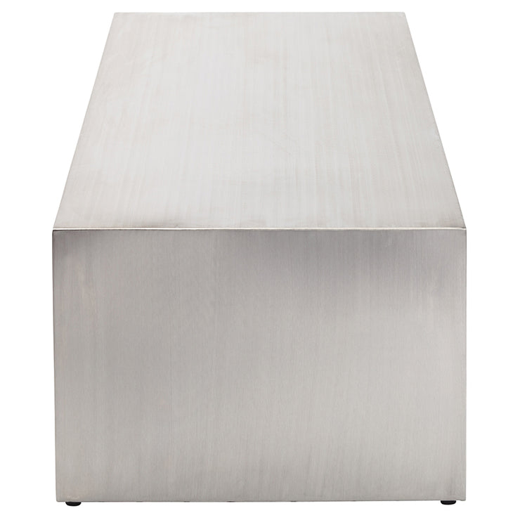Athens Coffee Table - Silver