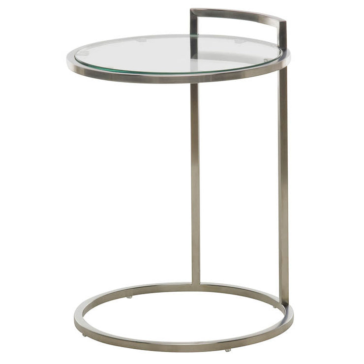 Lily Side Table - Clear
