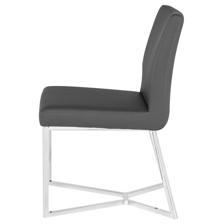 Patrice Dining Chair - Grey