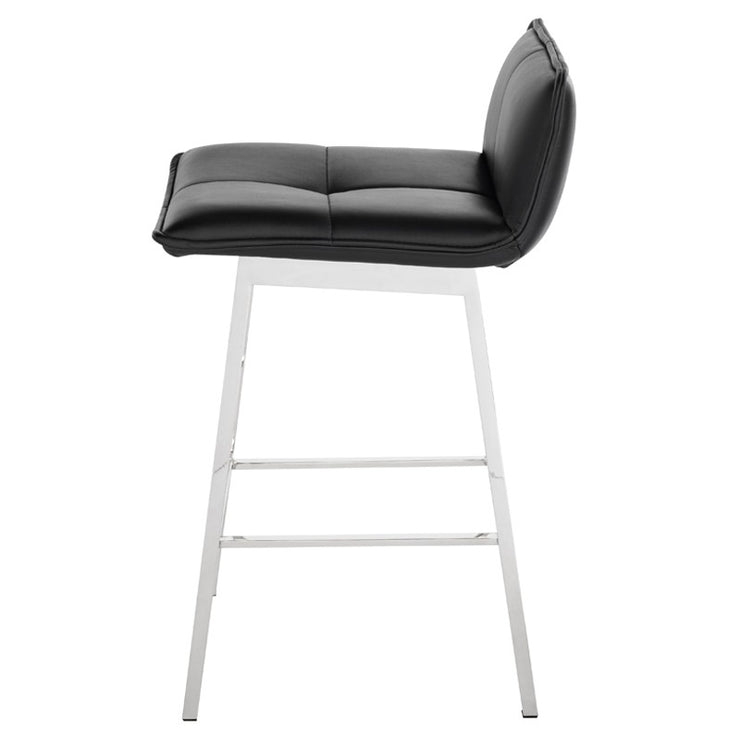 Sabrina Counter Stool - Black