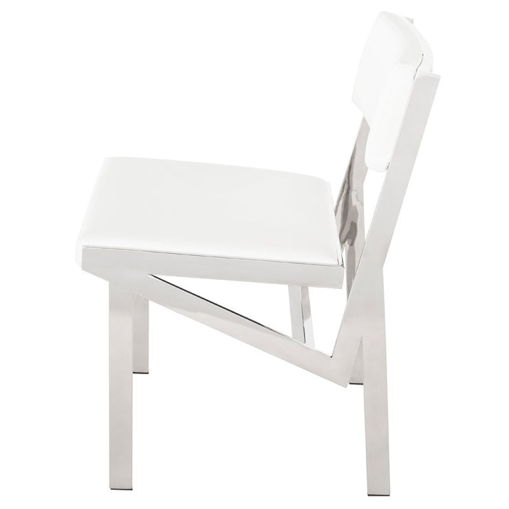 Zara Dining Chair - White