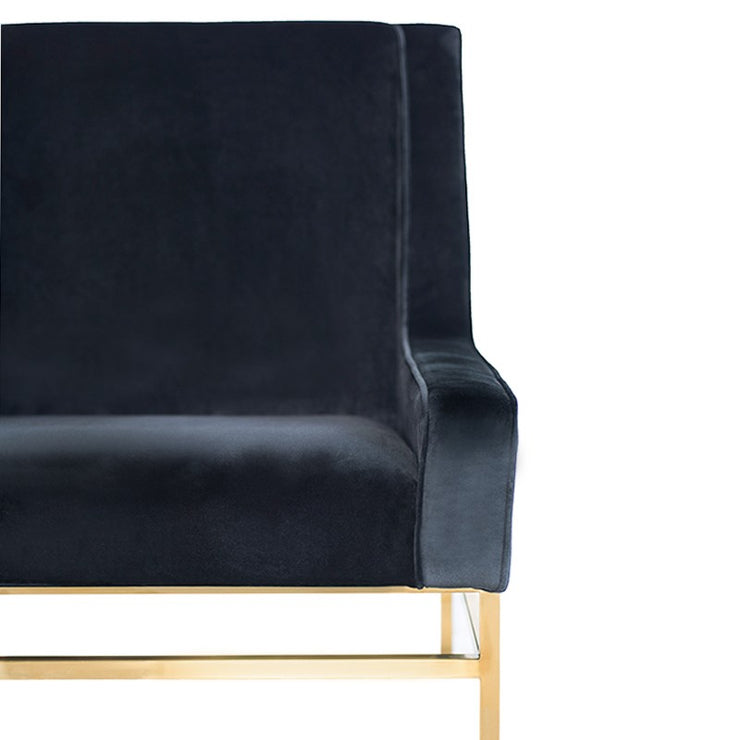 Theodore Occasional Chair - Black