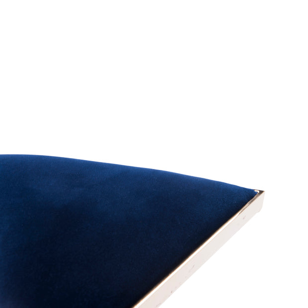 Hoopla Triangle Stool - Navy