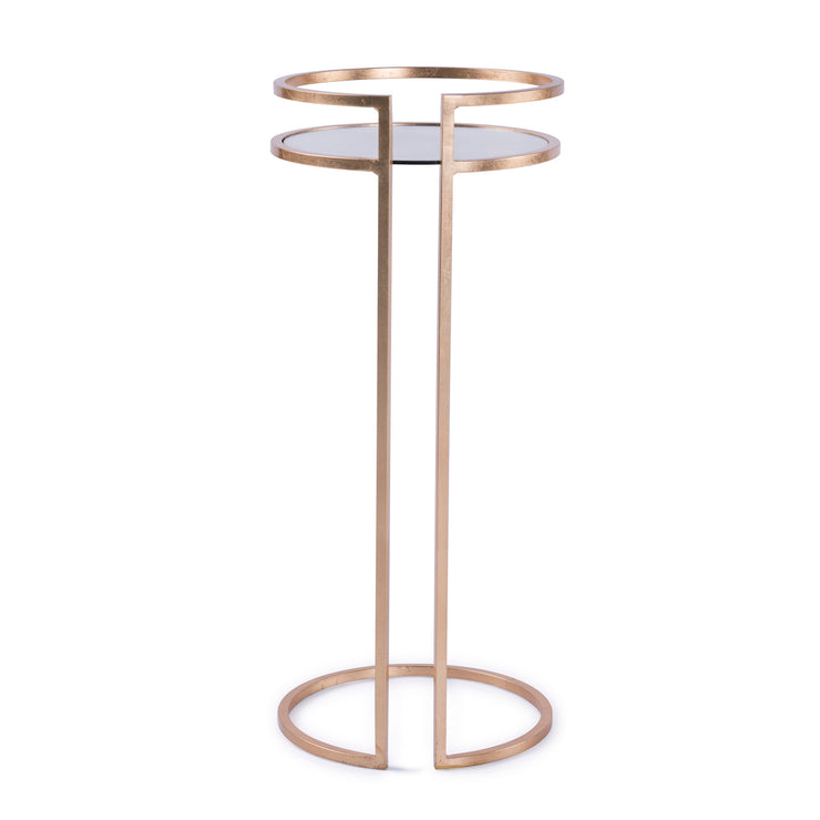 Midnight Club Cigar Table - Gold