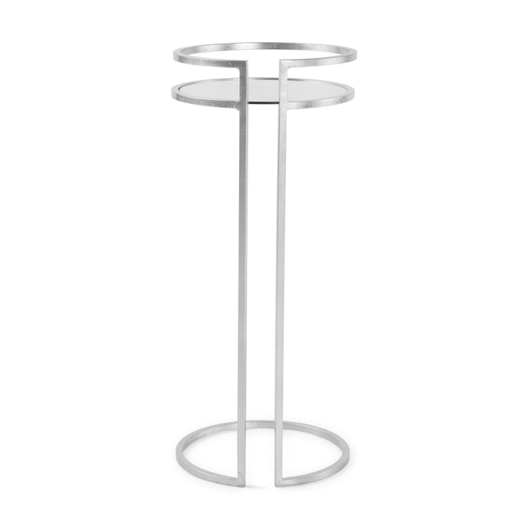 Midnight Club Cigar Table - Silver